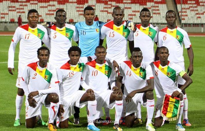 Сборная Гвинеи по футболу 2019