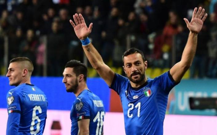 Сборная Италии по футболу 2019