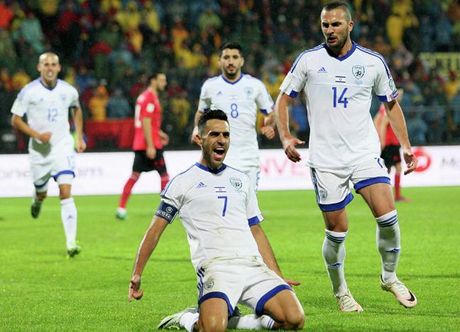 Сборная Израиля по футболу 2019