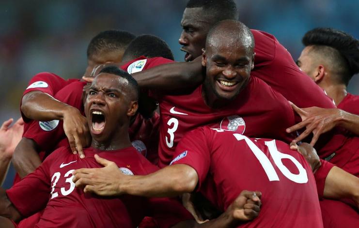 Сборная Катара по футболу
