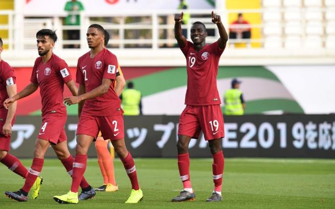 Сборная Катара по футболу 2019
