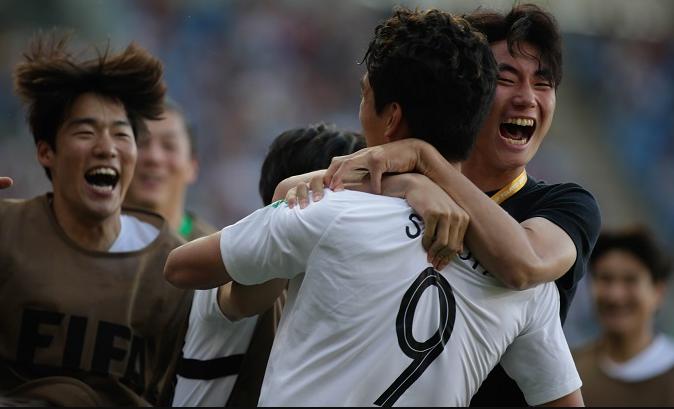 Молодежная сборная Южной Кореи по футболу 2019