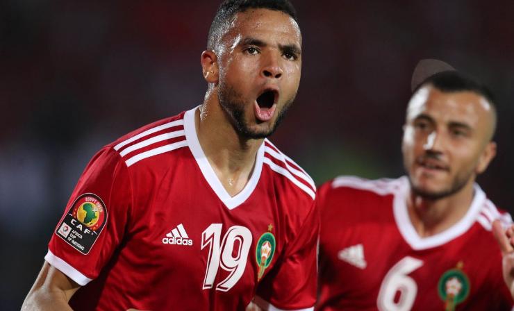 Сборная Марокко по футболу 2019