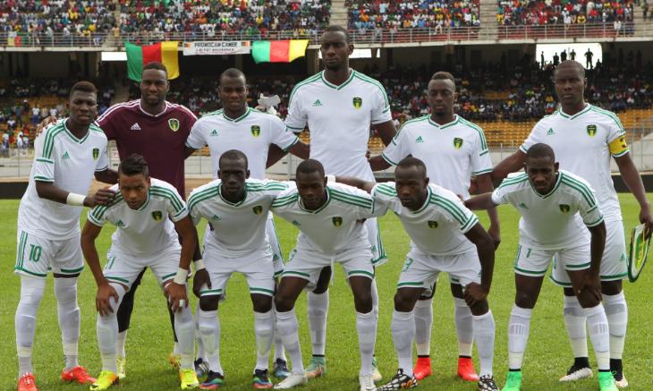 Сборная Мавритании по футболу 2019