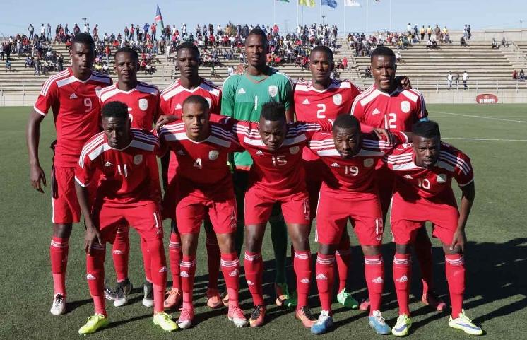 Сборная Намибии по футболу 2019