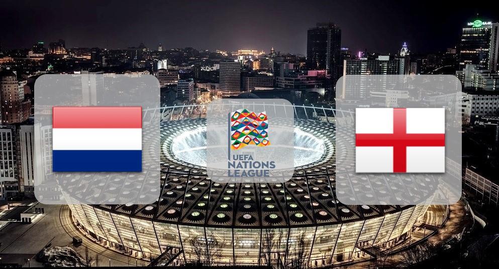 Нидерланды – Англия. Прогноз на полуфинал Лиги Наций 06.06.2019