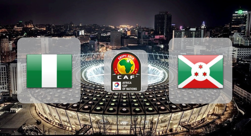 Нигерия – Бурунди. Прогноз на матч Кубка Африканских Наций 22.06.2019