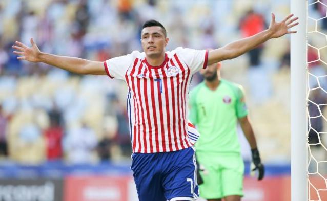 Сборная Парагвая по футболу 2019. Оскар Кардосо