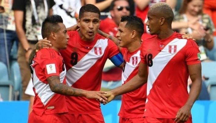 Сборная Перу 2019