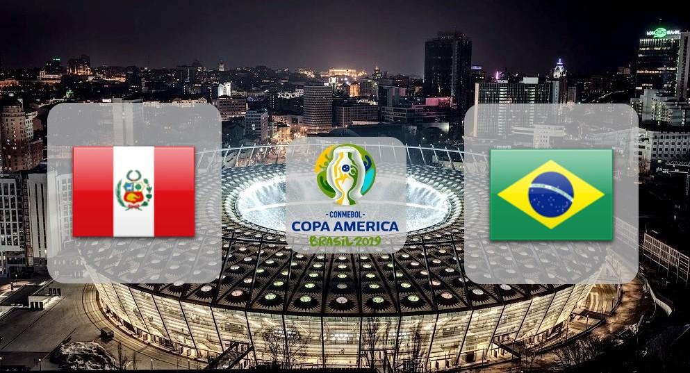 Перу – Бразилия. Прогноз на матч Кубка Америки 22.06.2019