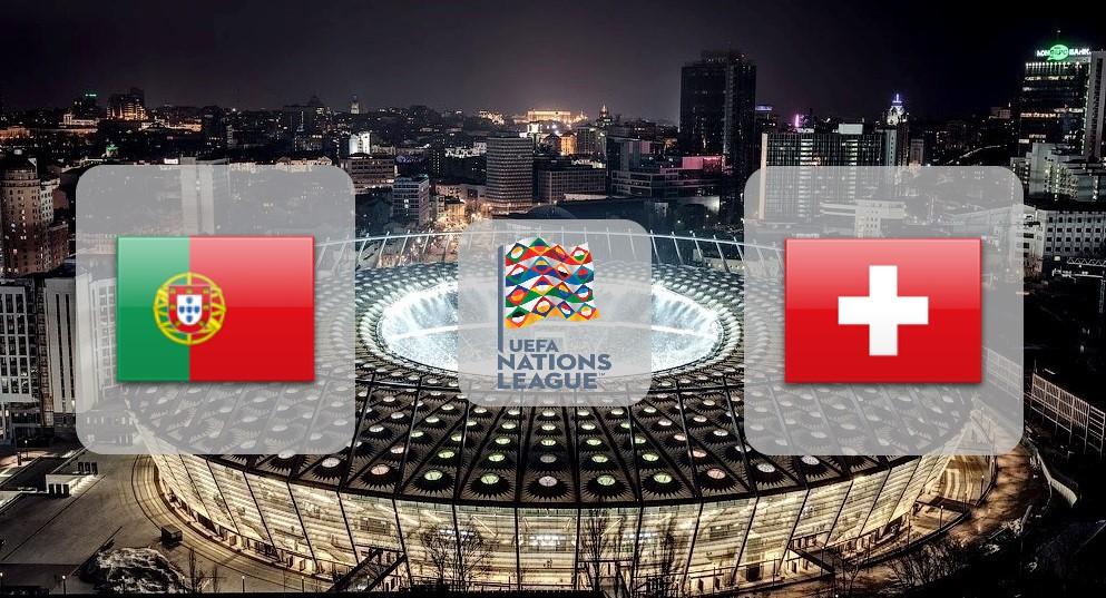 Португалия – Швейцария. Прогноз на полуфинал Лиги Наций 05.06.2019
