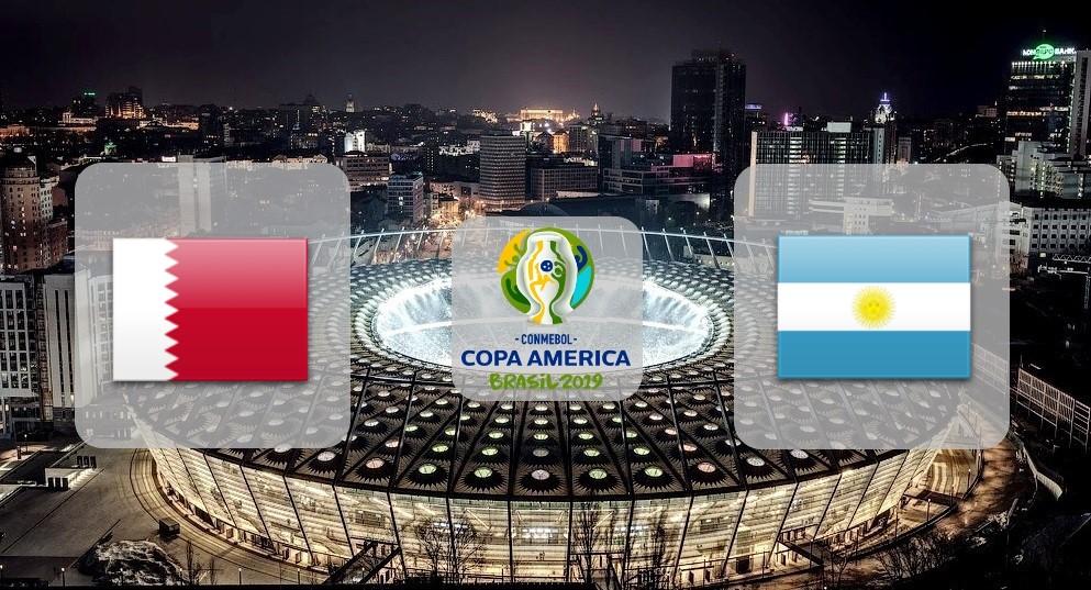 Катар – Аргентина. Прогноз на матч Кубка Америки 23.06.2019