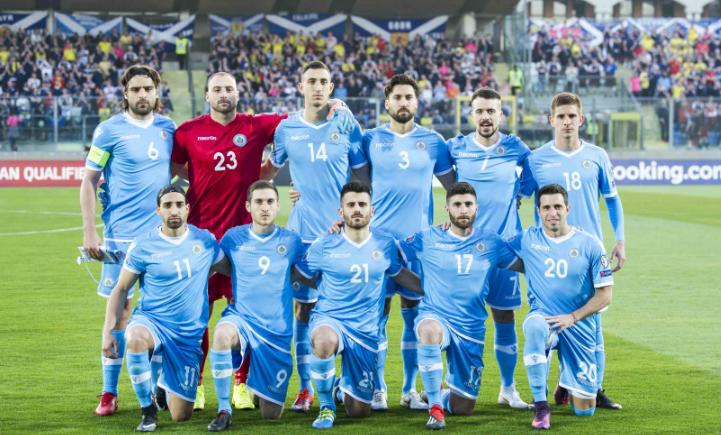Сборная Сан-Марино по футболу 2019