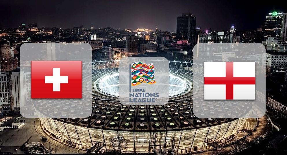 Швейцария – Англия. Прогноз на матч за 3-е место Лиги Наций 09.06.2019