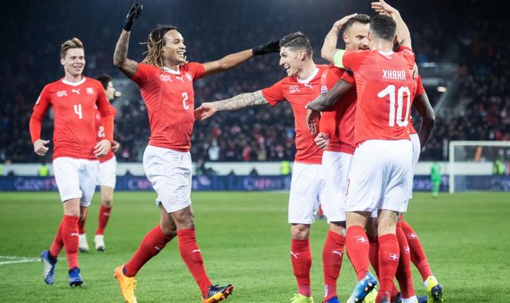 Прогноз на 09.06.2019. Швейцария - Англия