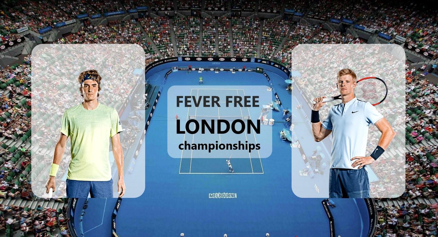 Стефанос Циципас – Кайл Эдмунд. Прогноз на матч ATP. Лондон 18.06.2019