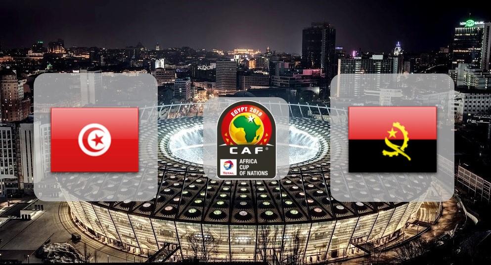 Тунис – Ангола. Прогноз на матч Кубка Африканских Наций 24.06.2019