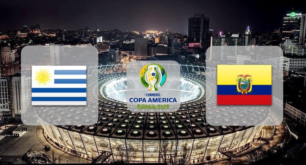 Уругвай – Эквадор. Прогноз на матч Кубка Америки 17.06.2019
