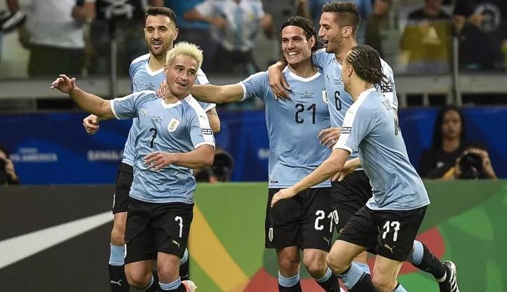 Прогноз на 21.06.2019. Уругвай - Япония