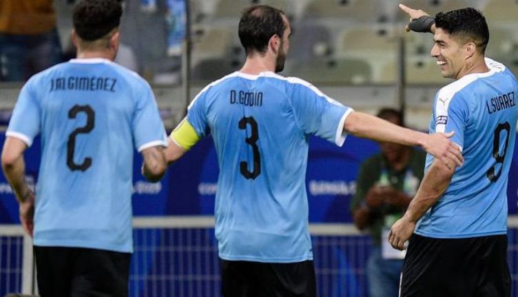 Сборная Уругвая по футболу 2019