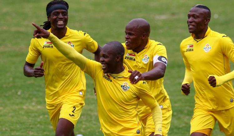 Сборная Зимбабве по футболу 2019