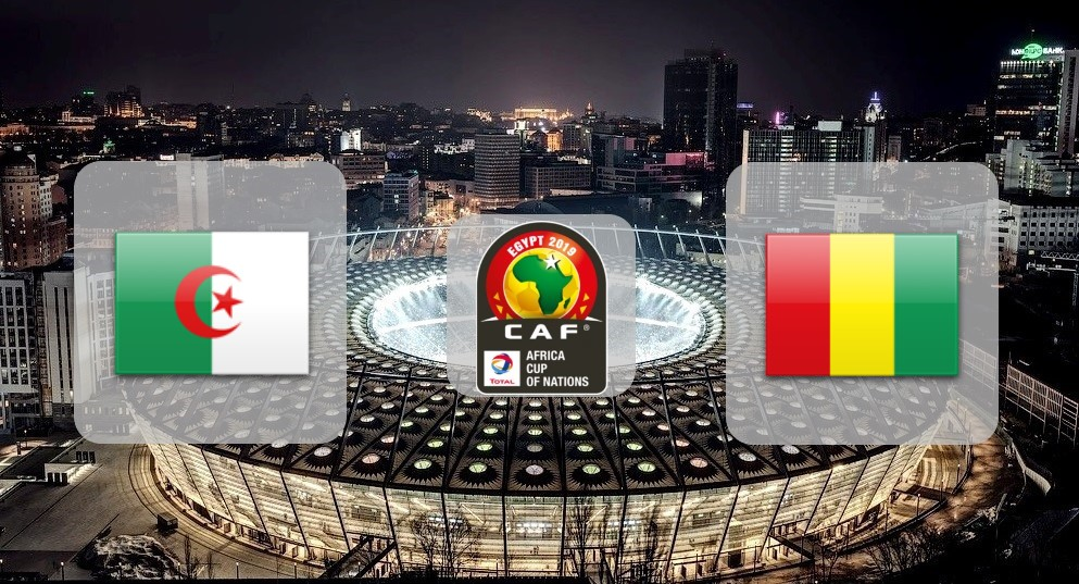 Алжир – Гвинея. Прогноз на Кубок Африканских Наций 07.07.2019