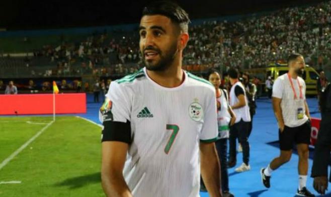Сборная Алжира по футболу 2019 - Махрез