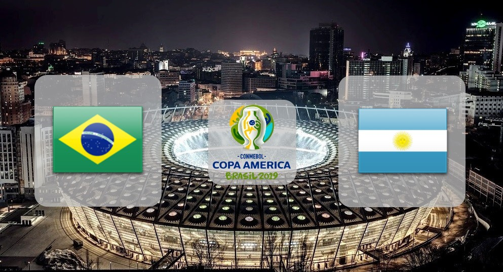 Бразилия – Аргентина. Прогноз на полуфинал Кубка Америки 03.07.2019