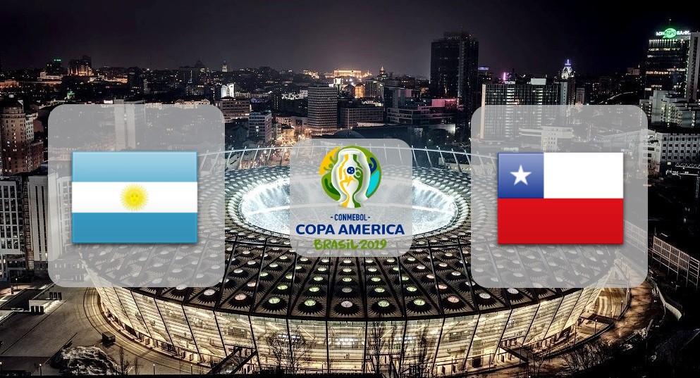 Аргентина – Чили. Прогноз на матч Кубка Америки 06.07.2019