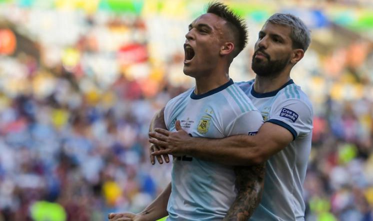 Сборная Аргентины по футболу 2019