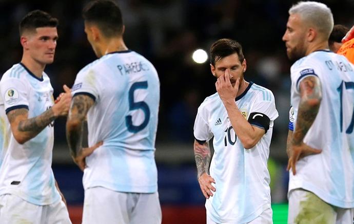 Прогноз на 06.07.2019. Аргентина - Чили
