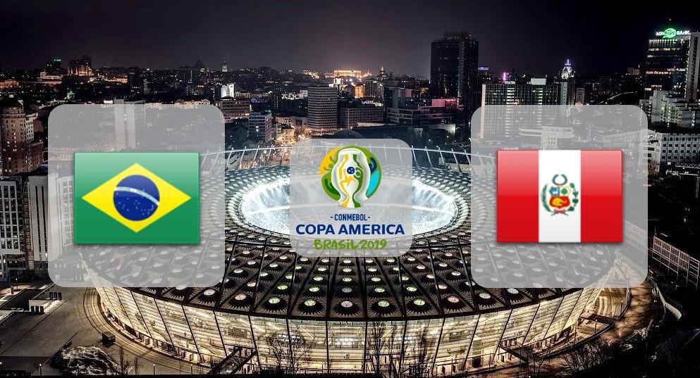 Бразилия – Перу. Прогноз на финал Кубка Америки 07.07.2019
