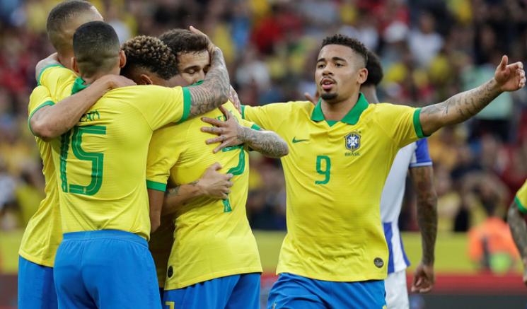 Прогноз на 03.07.2019. Бразилия - Аргентина