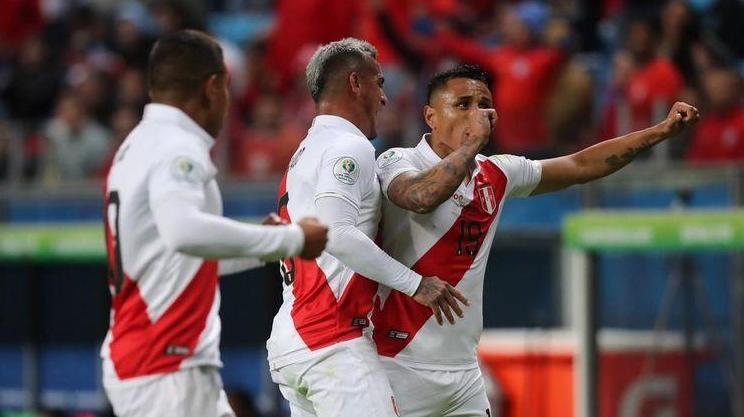 Сборная Перу по футболу 2019