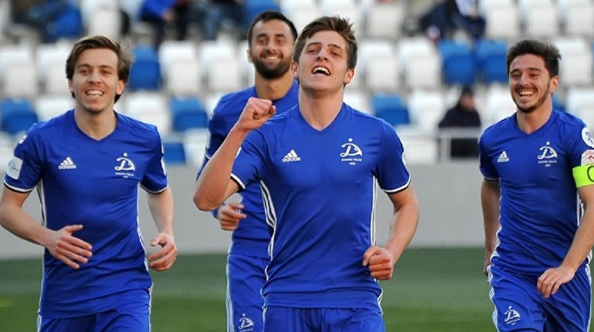 Динамо Тбилиси 2019