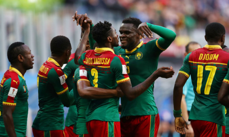 Сборная Камеруна по футболу 2019