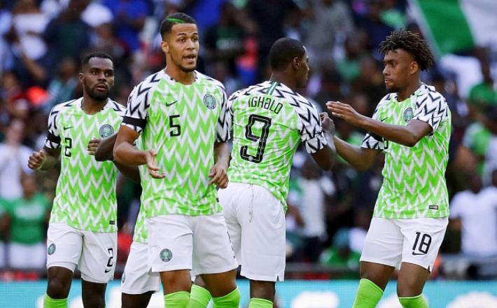 Прогноз на 06.07.2019. Нигерия - Камерун