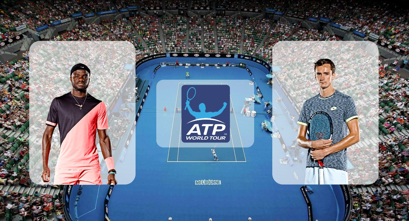 Фрэнсис Тиафо – Даниил Медведев. Прогноз на матч ATP-Вашингтон 01.08.2019