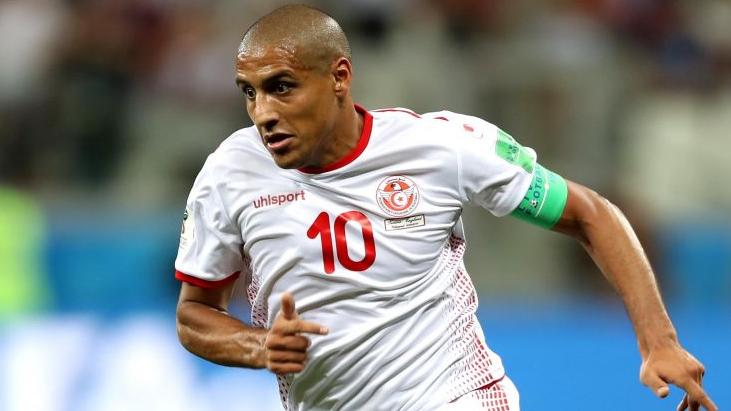 Сборная Туниса по футболу 2019: Хазри
