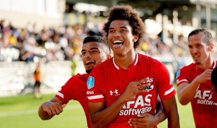 АЗ Алкмаар - Лига Европы 2019