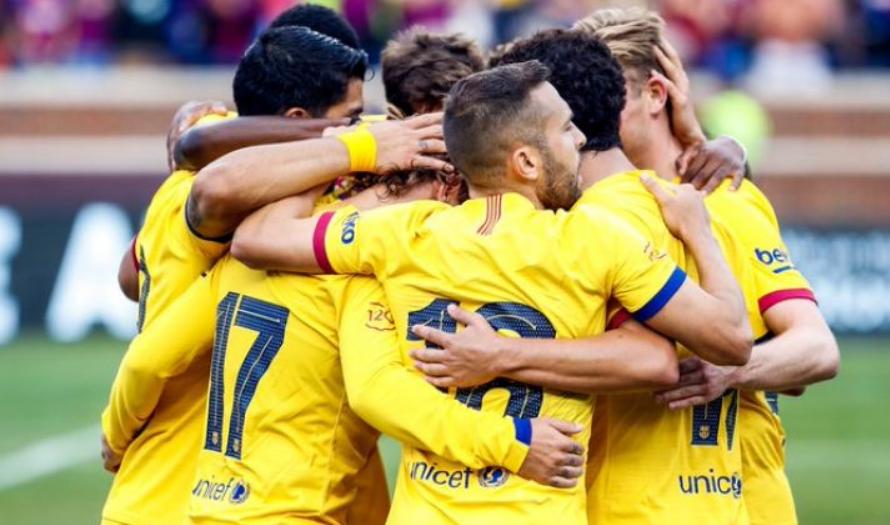 ФК Барселона-2019