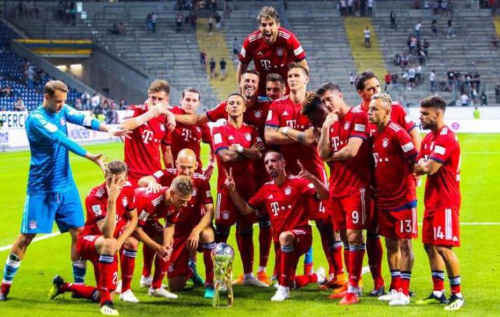 Прогноз на 16.08.2019. Бавария - Герта