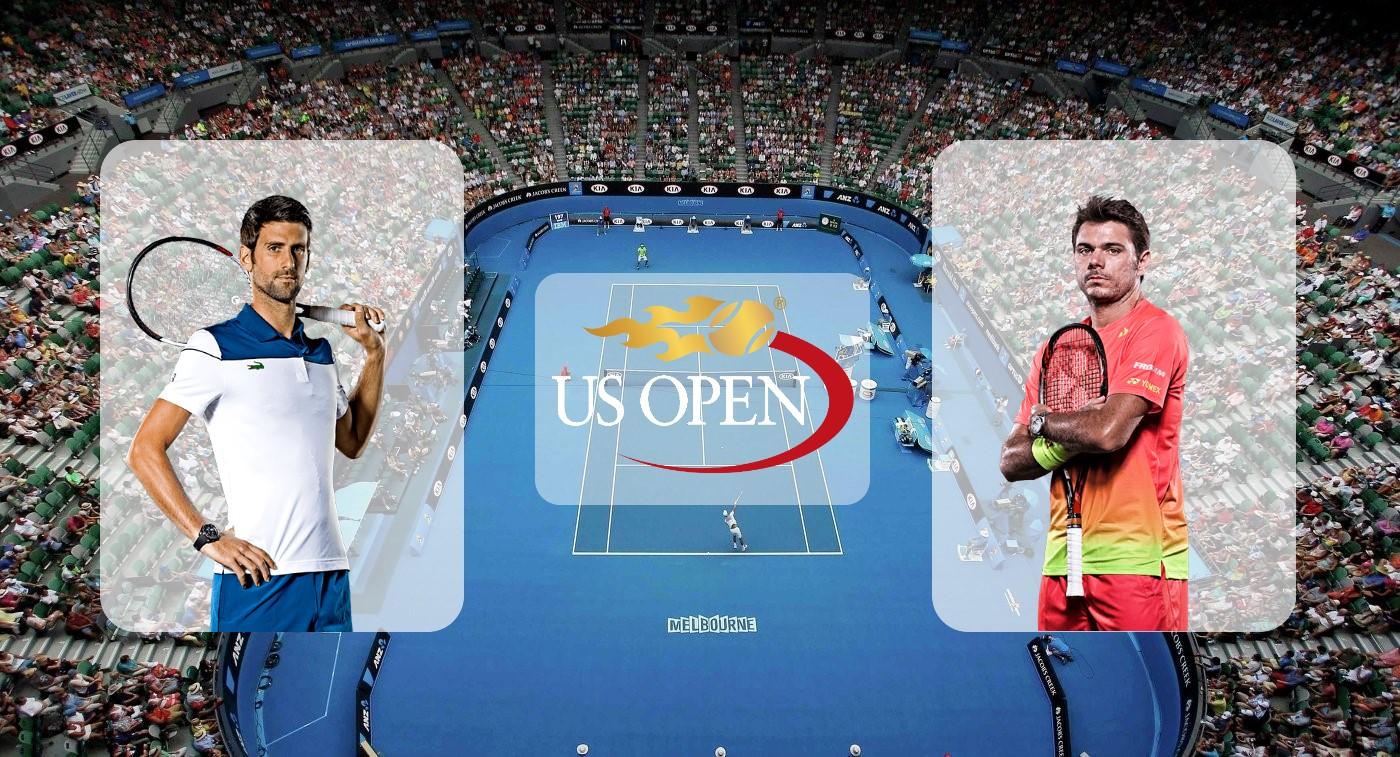 Новак Джокович – Стэн Вавринка. Прогноз на матч US Open 01.09.2019