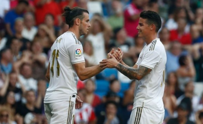 Риал Мадрид 2019