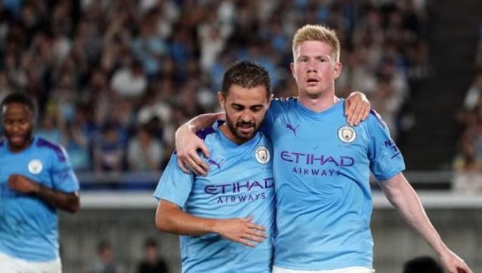 Манчестер Сити-2019