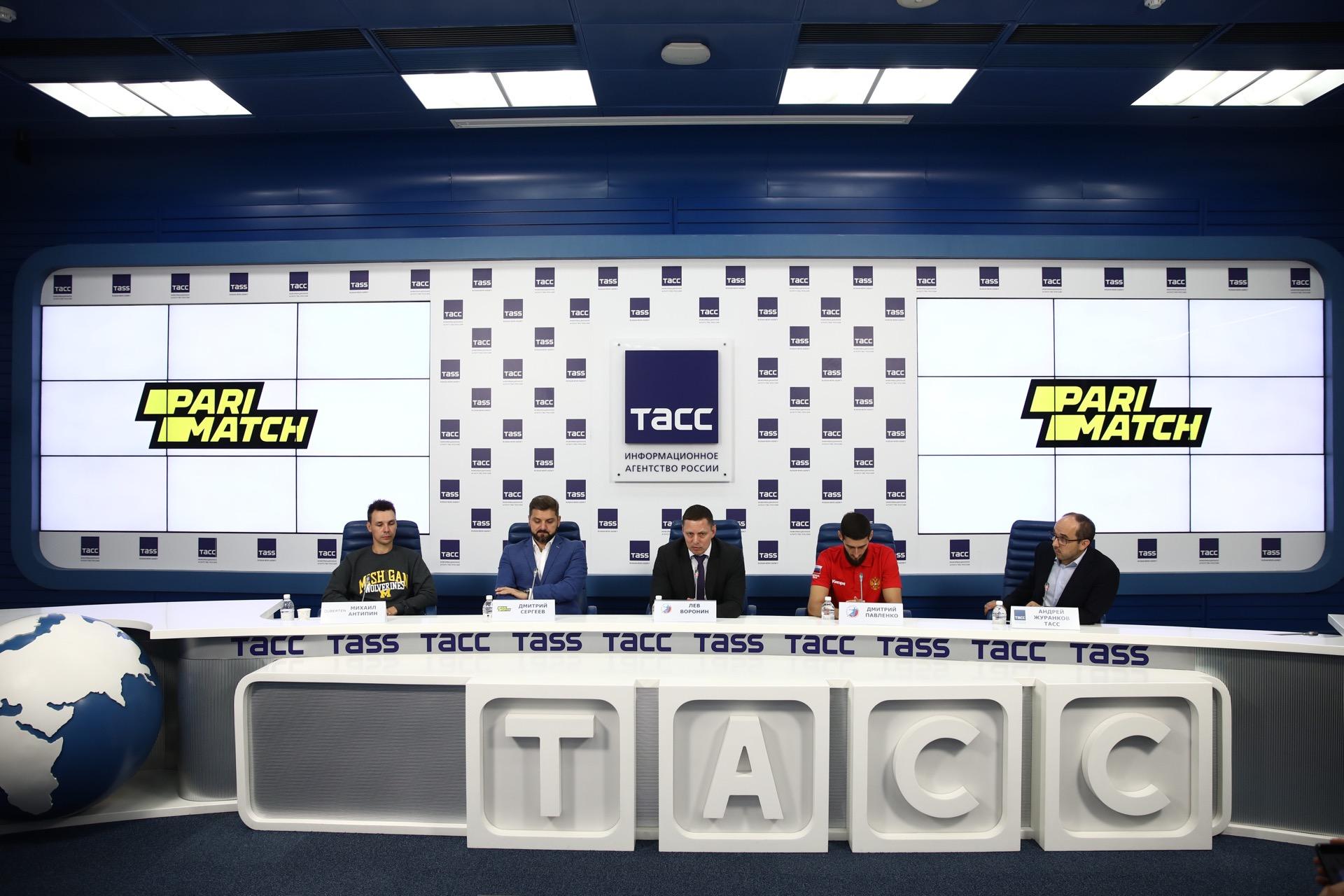 Париматч и Федерация Гандбола России заключили договор о сотрудничестве и проведут полный ребрендинг чемпионата России