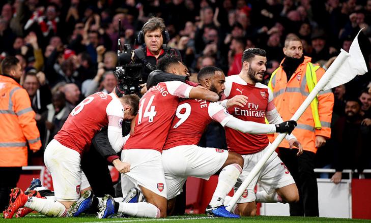 Арсенал Лондон 2019