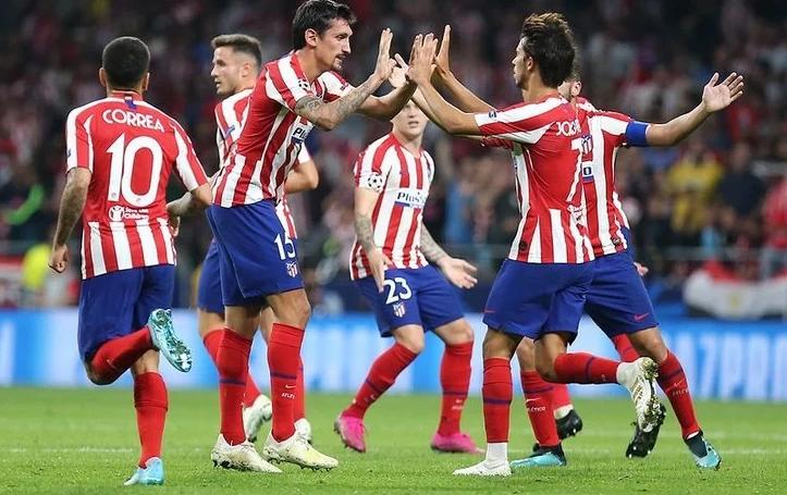 Атлетико Мадрид 2019