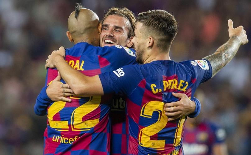 Прогноз на 14.09.2019. Барселона - Валенсия