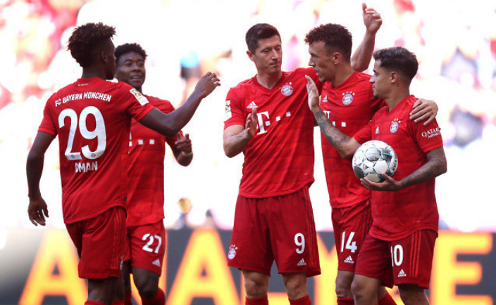 ФК Бавария 2019